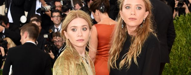 Ashley Olsen und Mary-Kate Olsen