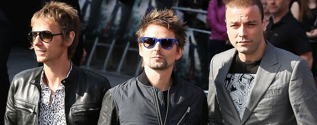 Matthew Bellamy und muse