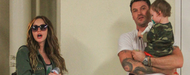 Megan Fox, Brian Austin Green und Noah Shannon Green