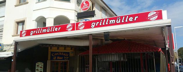 """Das """"Grillmüller"""""""