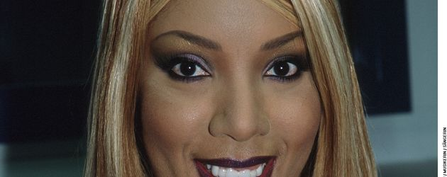 "Melanie Thornton bei ""Top of the Pops"" im Jahr 2000"