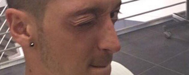 Kicker Mesut Özil 2016