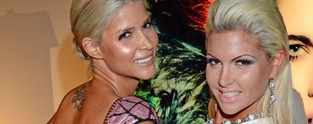 Micaela Schäfer und Sophia Wollersheim
