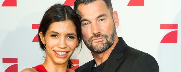 Michael Michalsky und Lara Helmer