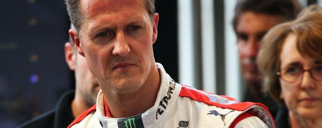 Ex-Formel-1-Pilot Michael Schumacher