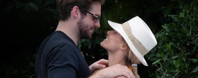 Michelle Hunziker und Tomaso Trussardi
