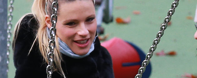 Michelle Hunziker und Sole Trussardi