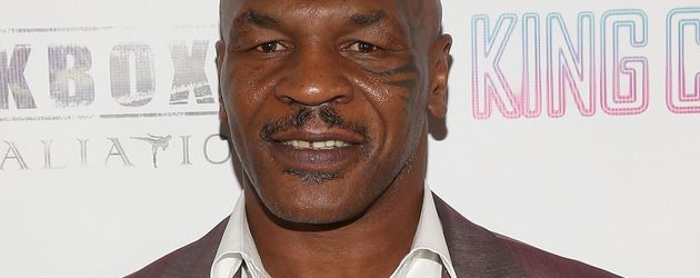 Mike Tyson in Santa Monica