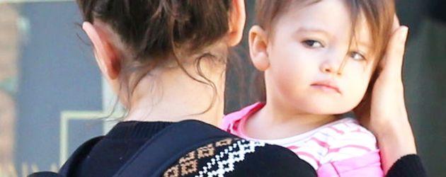 Mila Kunis und Wyatt Isabelle Kutcher