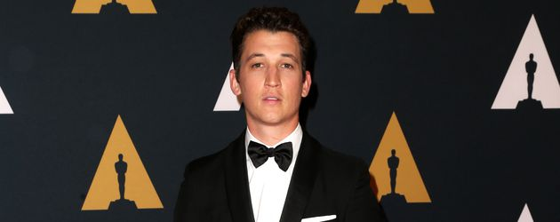 Miles Teller bei den Governors Awards 2016 in Hollywood