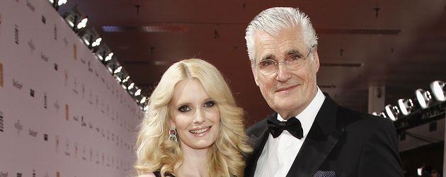 Mirja und Sky du Mont bei der Bambi-Verleihung 2011