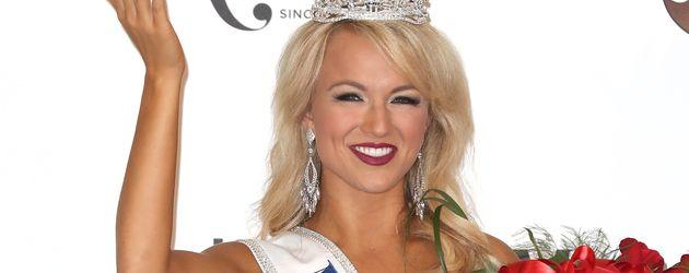 Miss America 2017: Savvy Shields in Atlantic City, New Jersey