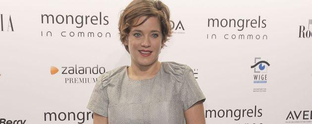 Muriel Baumeister bei der Berlin Fashion Week 2011
