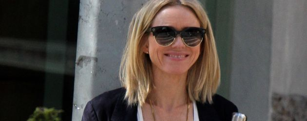"Naomi Watts am ""Gypsy""-Set"