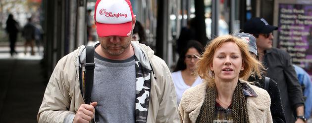 Naomi Watts und Liev Schreiber