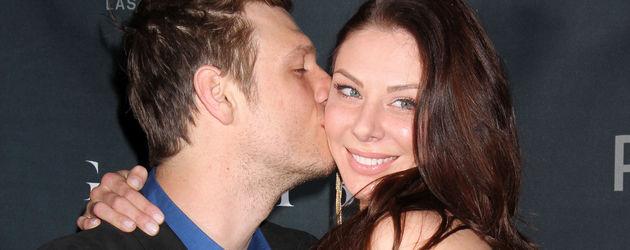 Nick Carter und Lauren Kitt