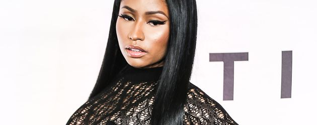 "Nicki Minaj beim ""Tidal X""-Event in New York"