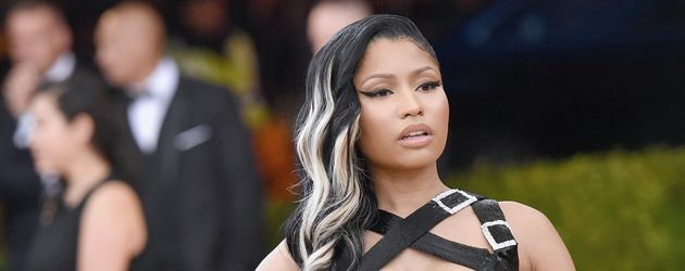 Sängerin Nicki Minaj