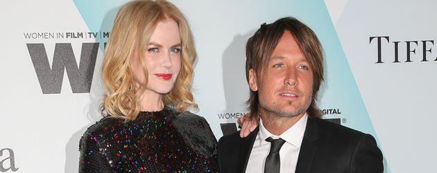 """Nicole Kidman und Ehemann Keith Urban bei einem """"Tiffanys""""-Event"""