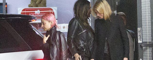 Gwyneth Paltrow und Nicole Richie