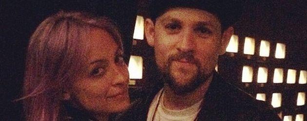 Nicole Richie und Joel Madden