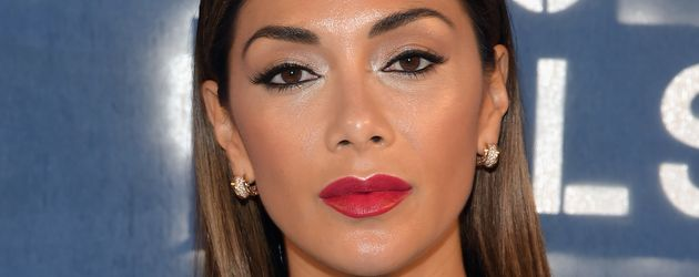 Nicole Scherzinger bei einem Event in New York