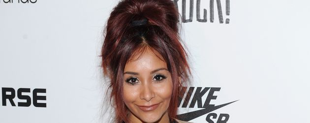 "Nicole ""Snooki"" Polizzi bei der ""Nike/Levi's Kids Rock! Modenschau"" in New York"