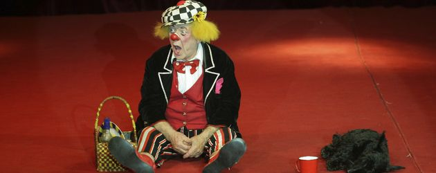 Clown Oleg Popow