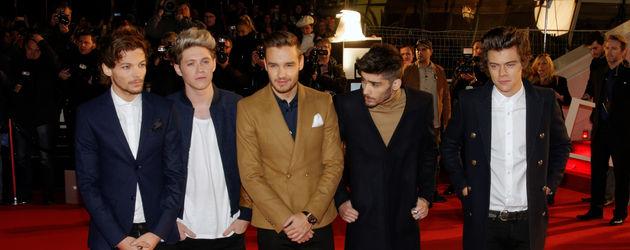 One Direction bei den NRJ Music Awards