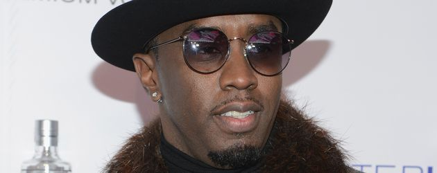 P. Diddy, Rapper