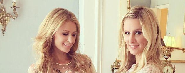Nicky Hilton und ihre Schwester Paris