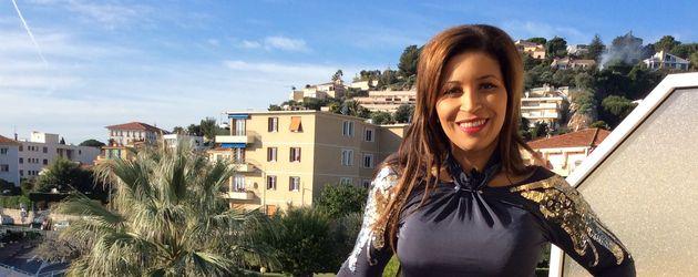 Patricia Blanco auf Mallorca