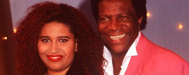 Patricia Blanco und Roberto Blanco
