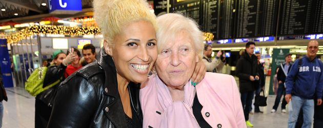 Patricia Blanco und Mireille Blanco