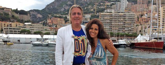 Patricia Blanco und Björn Lefnaer