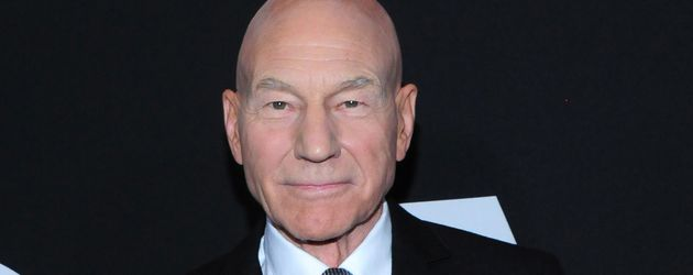 "Patrick Stewart bei der ""Logan – The Wolverine""-Premiere in New York"
