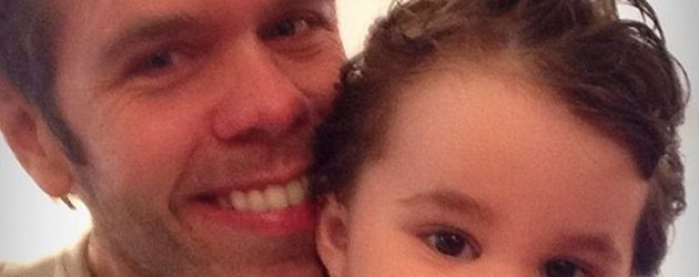 Perez Hilton und sein Sohn  Mario Armando Lavandeira III.