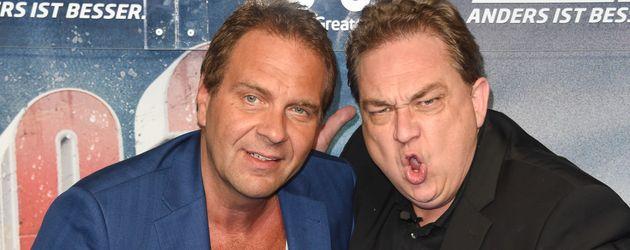 Oliver Kalkofe und Peter Rütten