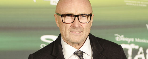 "Phil Collins bei ""Tarzan"""