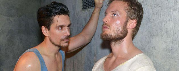 Philipp Christopher und Marc Bluhm