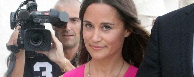 Pippa Middleton als Hochzeitsgast in Italien