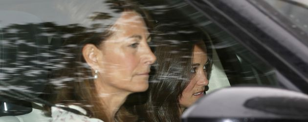 Pippa Middleton und Carole Middleton