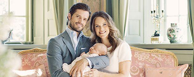 Prinz Carl Philip von Schweden, Prinzessin Sofia und Prinz Alexander