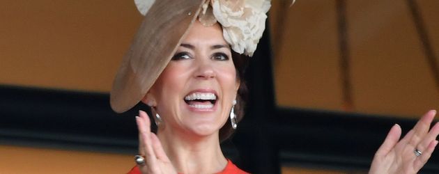 Prinzessin Mary von Dänemark beim Royal Ascot 2016