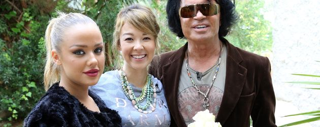 Kim Debkowski, Costa Cordalis und Nela Panghy-Lee