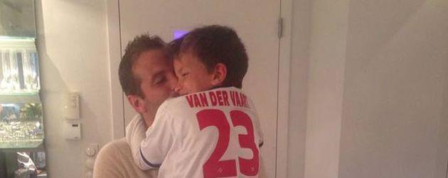 Rafael van der Vaart und Damian van der Vaart