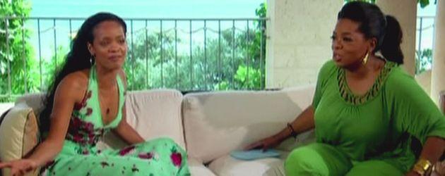 Rihanna und Oprah Winfrey