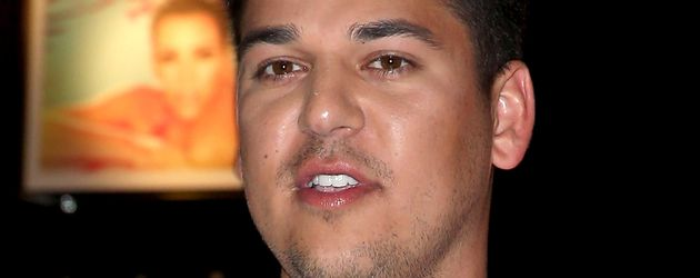Robert Kardashian, Bruder von Kim Kardashian