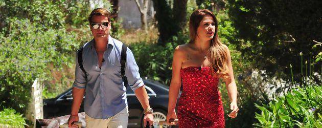 Rocco Stark und Angelina Heger ziehen ins RTL-Sommerhaus der Stars ein