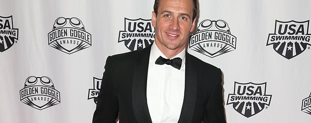 Ryan Lochte bei den USA Swimming Golden Goggle Awards